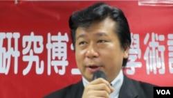 台灣前陸委會副主委張顯耀