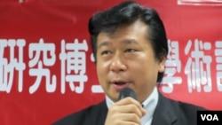 台灣陸委會副主委 張顯耀