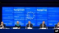 Para Menteri Keuangan Eropa gagal mencapai kesepakatan mengenai regulasi perbankan dalam pertemuan di Brussel, Belgia (foto: dok).