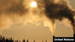 Гази, що утворюються унаслідок спалювання викопного палива, називають одним з чинників, що підштовхує глобальне потепління