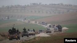 Al-Nusra fronti - al-Qoidaning Suriyadagi qanoti