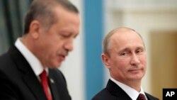 Arxiv surat. Turkiya va Rossiya prezidentlari - munosabatlar sovuqlashishidan oldin, Moskva, 18-iyul, 2012-yil