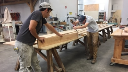 Quiz - South Carolina College Teaches Old-School Trades