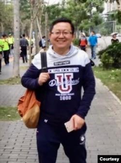 2016年深圳11•15大抓捕中目前仍在服刑的王建华。(图片来自网络)