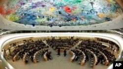 유엔 인권이사회 (자료사진)