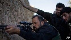 Borci sirijske opozicije
