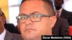 Roberto Raposo, ex-ministro da Justiça e dos Direitos Humanos de São Tomé e Príncipe