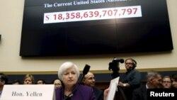 美联储主席耶伦在国会众议院金融服务委员会作证(2015年11月4日)