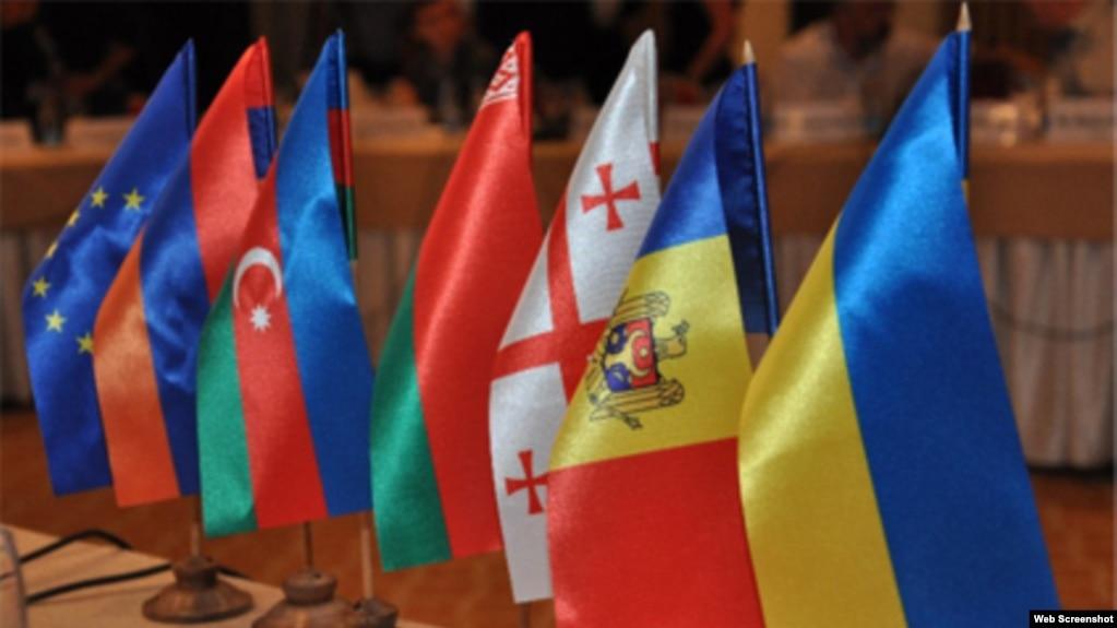 """Image result for """"Azərbaycanı """"Şərq Tərəfdaşlığı"""