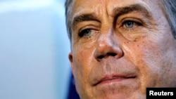El 64% de los estadounidenses encuestados cree que John Boehner, líder de la Cámara de Representantes debe ser reemplazado.