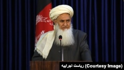 قیامالدین کشاف، رئیس شورای سرتاسری علمای افغانستان