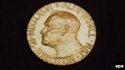 Золота медаль лауреата Нобелівської премії