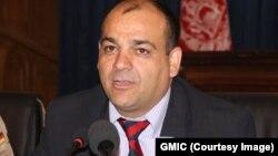 ویس احمد برمک، وزیر احیا و انکشاف دهات افغانستان