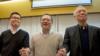 香港占中九子预审 陈健民考虑提早退休