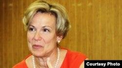 United States Global AIDS coordinator, Ambassador Deborah Birx.