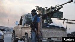 """Pripadnik ekstremističkog pokreta """"Islamska država Irak i Levant"""""""