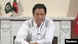 عمران خان وايي له افغانستان سره ښې اړیکې غواړي
