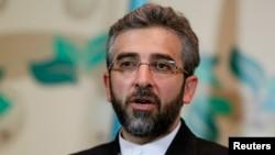 (ARŞİV) Ali Bagheri