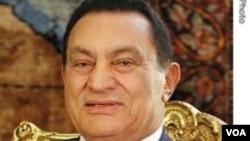Tsohon Shugaban Kasar Misra Husni Mubarak
