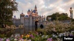 Парк «Діснейленд» в Каліфорнії. Фото @Disneyland
