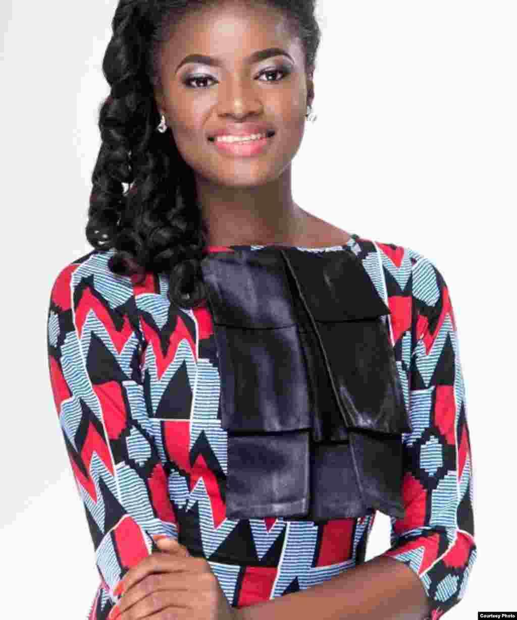 SAMEDI. Rebecca Asamoah, originaire du Ghana, a été élue Miss Continent africain pour la première édition de ce concours de beauté. LIRE L'ARTICLE ICI.