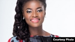 Rebecca Asamoah, Ghana, Miss Continent africain.