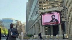 دیدار رهبران اقتصادی جهان در واشنگتن