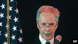 راین کراکر: 'ما در افغانستان با دشمنی مواجه هستیم که افغان ها و امریکایی ها را می کشند'