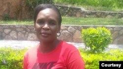 UNkosazana Otilia Sibanda