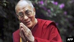 Đức Đạt Lai Lạt Ma, người bổ nhiệm công chúa cuối cùng của vương triều Mei vào quốc hội lưu vong Tây Tạng.