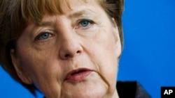 Angela Merkel, kancelarka Nemačke