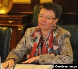 Patritsiya Flor, Yevropa Ittifoqining Markaziy Osiyo bo'yicha vakili