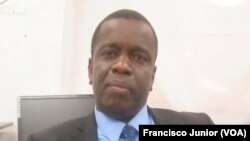 Daviz Simango, presidente do MDM