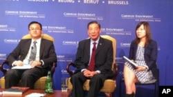 2012年弗里德曼自由奖得主茅于轼在卡内基和平基金会谈中国经济、政治和美中外交