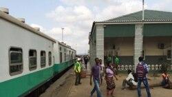 Caminhos de ferro de Luanda vão entrar em greve - 2:07