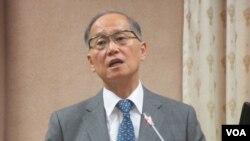 台灣外長李大維資料照。