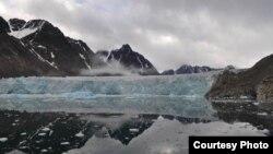 북극해 스발바르제도. (자료사진)