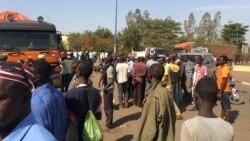 Chaufferuw murutila Bamako