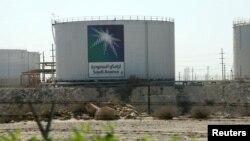 Kantor pusat perusahaan minyak raksasa milik negara Saudi, Aramco, di Damam, Arab Saudi (foto: ilustrasi).
