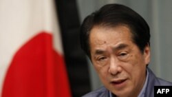 Trong bài diễn văn truyền hình, ông Kan nói rằng nước Nhật cần tiếp tục cảnh giác vì khả năng rò rỉ phóng xạ ngày một tăng