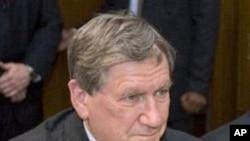美国资深外交官霍尔布鲁克(资料照片)