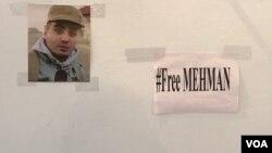 Mehman Hüseynova azadlıq