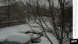 Tình trạng khẩn cấp vì tuyết được ban bố ở thủ đô Hoa Kỳ