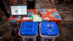 Le scrutin a été reporté en mars dans trois localités