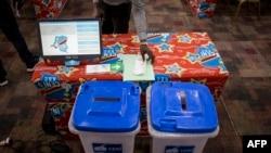 Préparation des sénatoriales et des élections des gouverneurs en mars