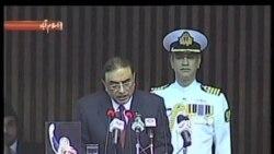 2012-03-20 粵語新聞: 巴基斯坦議會要求美國為北約空襲道歉
