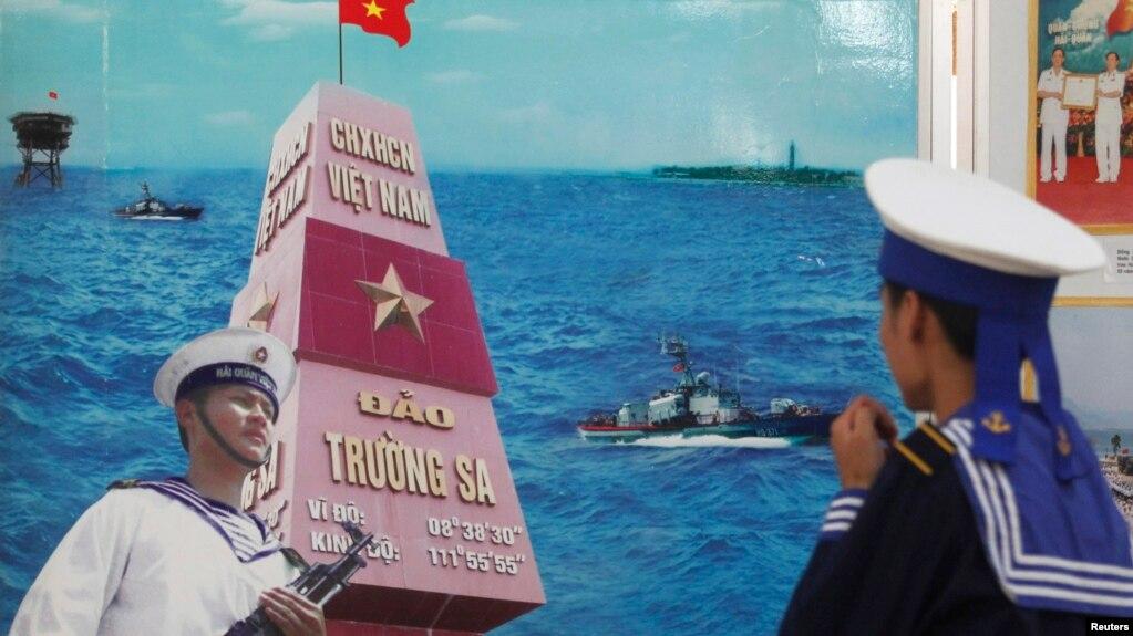 Hải quân Việt Nam kiểm soát nhiều thực thể thuộc quần đảo Trường Sa