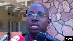 Malanje secretário provincial da UNITA Januário Alfredo Mussambo