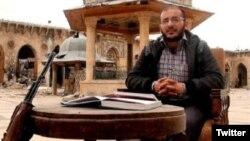 Muhammed Zahir el Şerkat, pazar günü Suriye sınırında IŞİD tarafından boynundan vurulmasının ardından kaldırıldığı hastanede hayatını kaybetmişti.