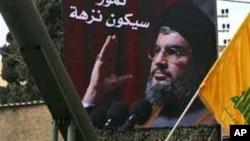حسن نصرالله دبیر کل حزب الله لبنان – عکس از آرشیو